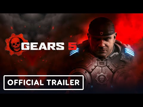 'Gears 5' Xbox Series X update brings Dave Bautista to the story mode