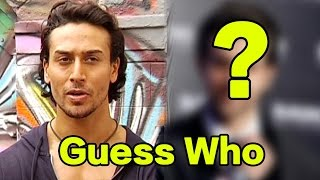 Guess Which Actor Tiger Shroff Wants To Dance With?