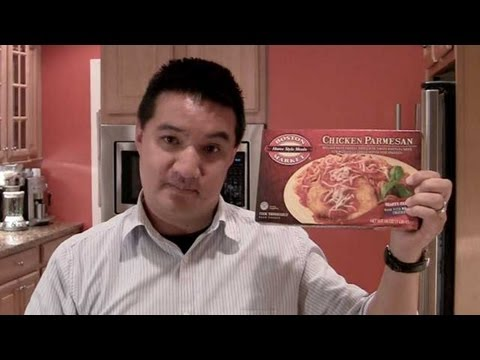 Boston Market Chicken Parmesan Video Review: Freezerburns (Ep465)