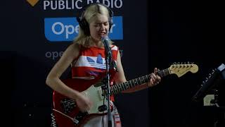 """Snail Mail Plays """"Heat Wave"""" At CPR's OpenAir"""