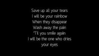 John Farnham ft. Human Nature - Every Time You Cry(Lyrics)