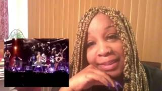 Make Me Wanna Pray from B2B tour with Christina Aguilera live  REACTION VIDEO