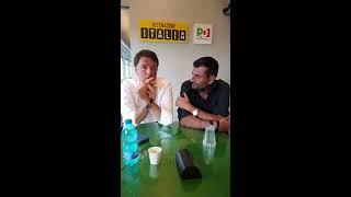 Destinazione Italia, il treno di Renzi fa tappa in Puglia: con il leader del PD c'è Antonio Decaro – VIDEO