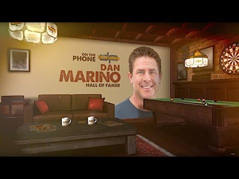 Dan Marino Talks Pitt Hall of Fame, Elway, Montana & More w/Dan Patrick | Full Interview | 9/5/18
