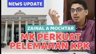 AHLI HUKUM TATA NEGARA: MK SEMPURNAKAN PELEMAHAN KPK!
