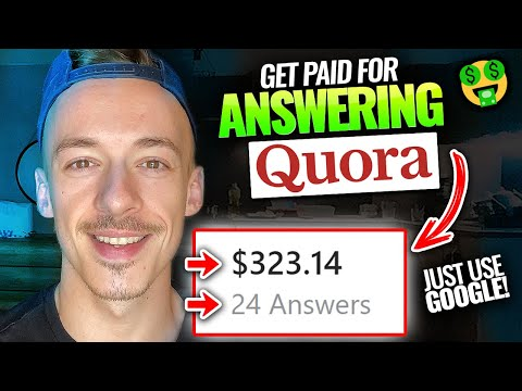 Earn $300 Daily From Quora for FREE! - Worldwide | Make Money Online 2021