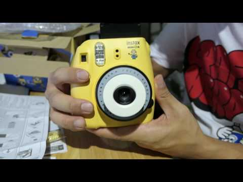 Minion Camera Case : Fujifilm instax mini 8 minion price in the philippines and specs