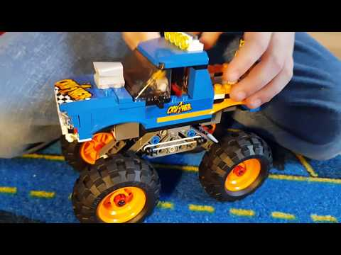 Lego City 60180kradzież Monster Trucka Kacper Sososharecom