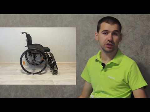 Обзор кресла-коляски активного типа Ottobock Voyager
