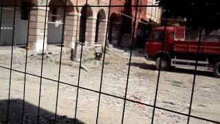 Nonantola: Piazza Liberazione...liberata