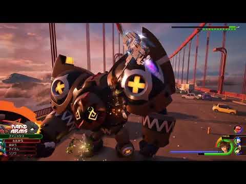 Видео № 1 из игры Kingdom Hearts 3 + Steelbook (Б/У) [PS4]
