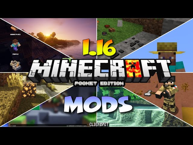 How to download and install Minecraft Pocket Edition (PE) mods