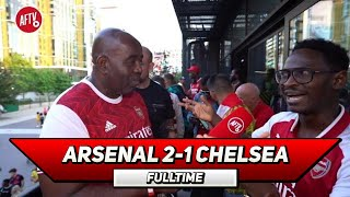 Arsenal 2-1 Chelsea | We Own Wembley! (Tade)