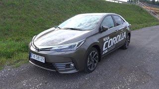 2016 Toyota Corolla 1.6 132 KM Test PL / Prezentacja / In Depth Tour