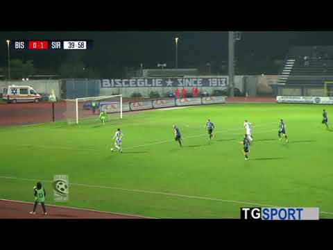 Preview video BISCEGLIE - SIRACUSA 0-1