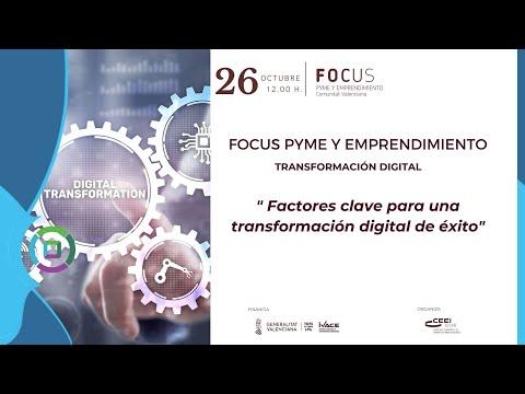Factores clave para una transformación digital de éxito - Apertura Institucional