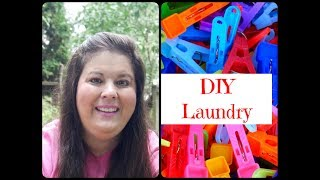DIY How To Make Laundry Soap Scent Booster! SMELL EXTRA GOOD!