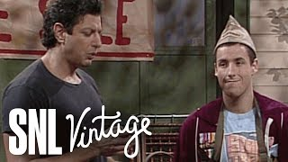 Canteen Boy Goes To A Garage Sale   SNL