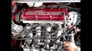 205 GTI + MI16 + MegaSquirt + ITB + DIMMA