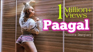 Paagal - Badshah | Twerk Choreography By PRONEETA SWARGIARY