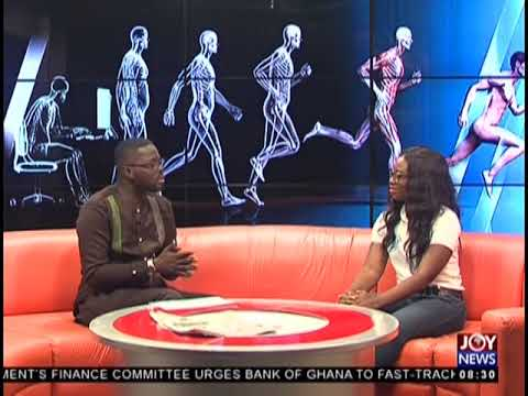 World Physical Therapy Day - AM Show on JoyNews (7-9-18)