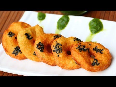 Crispy Pakora in Hindi | CookWithNisha