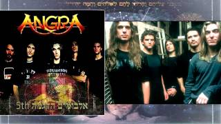 Angra - 10 Shadow Hunter (Demo) [3 de Maio 2004]