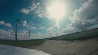 FPV Flying From a Moving Car