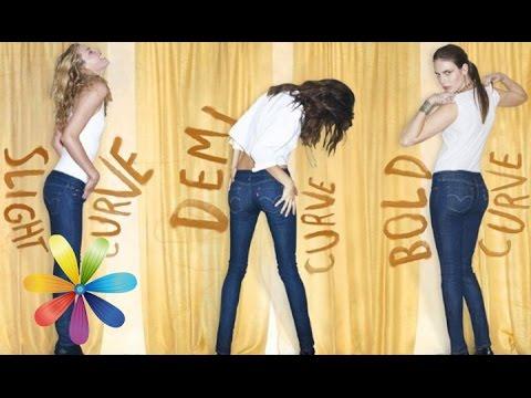 Подбираем джинсы под любую фигуру - Все буде добре - Выпуск 567 - Все будет хорошо 18.03.2015