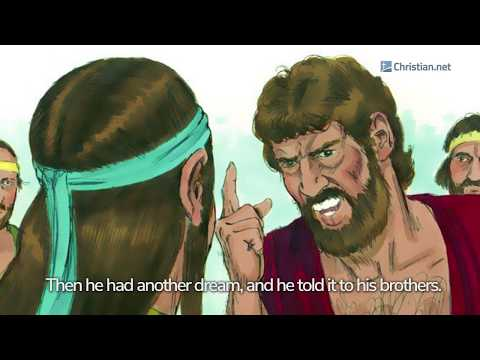 Genesis 37: Joseph's Dreams | Bible Stories (2020)