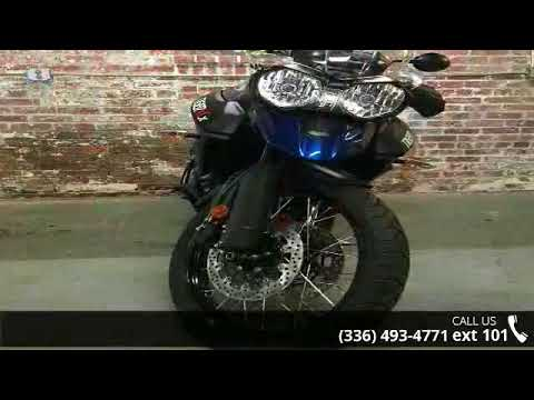 2017 Triumph Tiger 800 XCx Low - Select Cycle - Greensbor...