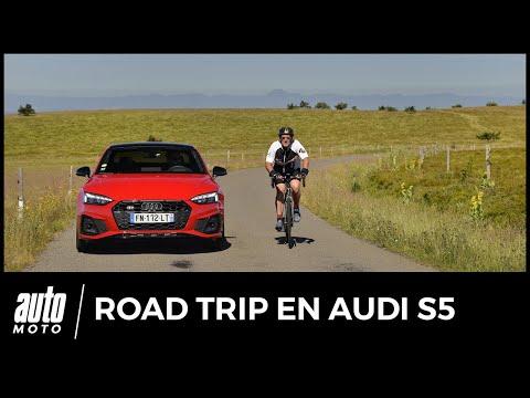 Audi S5 : road-trip dans la Loire