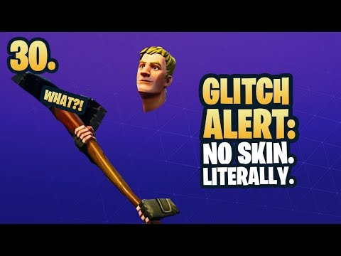 *NEW* GLITCH INVISIBLE SKIN - Ep. 30 (Fortnite Battle Royale Funny Moments)