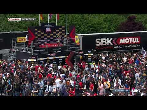 Assista todas as corridas de sábado em Imola