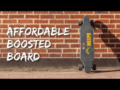 Meepo Electric Skateboard Review Part 2: A Boosted Board for $260!?