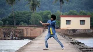 Girl I Need You Song | BAAGHI | Arijit Singh| Dance cover by Nish