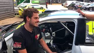 INTERVIEW: Jamie – Moore's Motorsport – Audi S3 Race Car