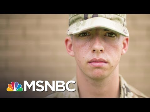 President Donald Trump Blocks Transgender People From Serving in Military | MSNBC