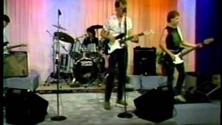The Lovehounds, live on Larz from Mars 1988