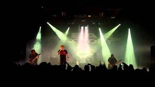 Fear Factory Live @ Antwerp - Big God Raped Souls