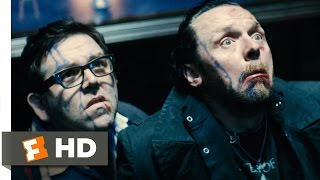 The World's End (10/10) Movie CLIP - To Err Is Human (2013) HD