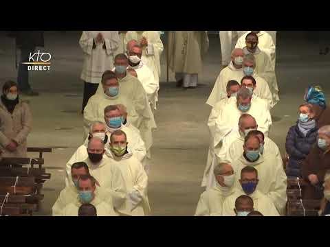 Messe pour la fête de Notre-Dame de Lourdes