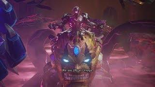MARVEL VS CAPCOM INFINITE Ending & Final Boss Ultron Omega