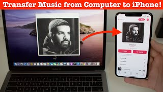 How to Transfer Music from Computer to iPhone 100% FREE (Mac & PC)