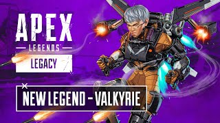 Meet Valkyrie – Apex Legends Character Trailer