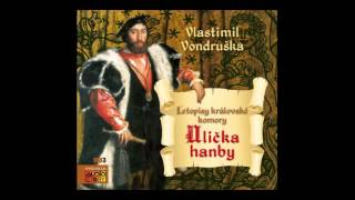 Vlastimil Vondruška - Ulička hanby(Dramatizace, Detektivka, Mluvené slovo, Audioknihy | AudioStory)