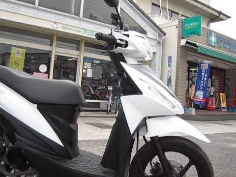 アドレス110/スズキ 110cc 徳島県 Bike & Cycle Fujioka