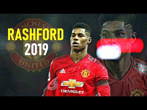 Marcus Rashford 2019 - Man Of The Year - Dazzling Skills Show - Manchester United