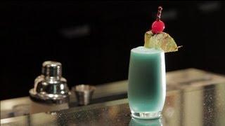 How To Make A Blue Hawaiian | Blue Hawaiian Cocktail Recipe | Allrecipes.com