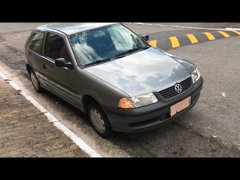 RARIDADE - VW Gol City 1.0 G3 COM 44.500km ORIGINAIS ANO 2003
